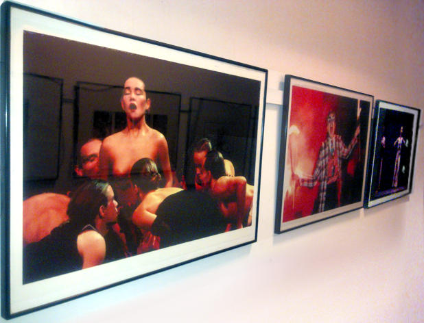 Framed photograqphs by Marius Alexander